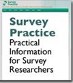 Survey Practice Cover